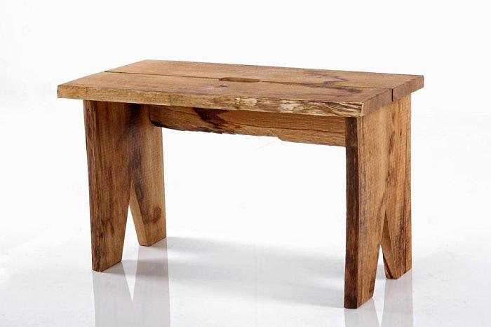 woodline hocker eiche massiv ge lt woodline garderobe eiche massiv garderoben dielenm bel. Black Bedroom Furniture Sets. Home Design Ideas