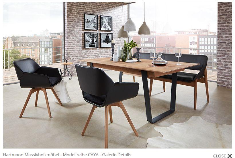 caya speisezimmer mit esstisch und st hle ursula s m belwelt. Black Bedroom Furniture Sets. Home Design Ideas