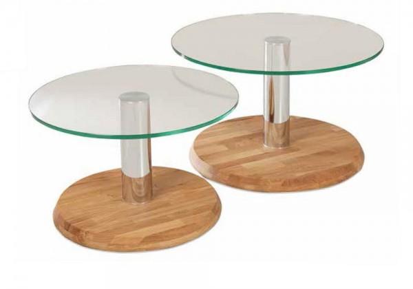 couchtisch rund auf rollen vierhaus couchtische. Black Bedroom Furniture Sets. Home Design Ideas