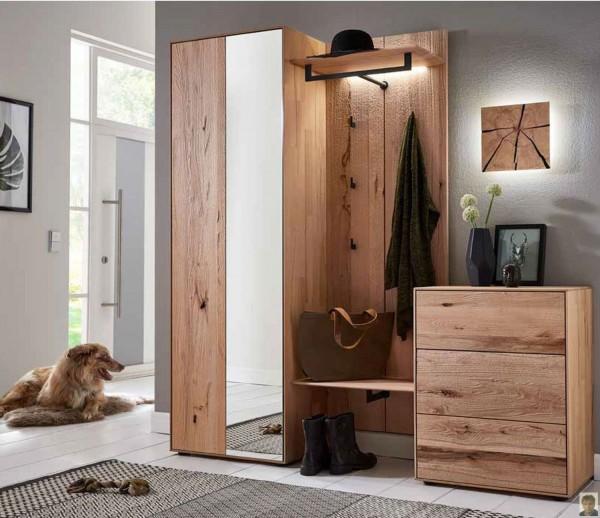 talis garderobe riffbuche massiv geb rstet ursula s m belwelt. Black Bedroom Furniture Sets. Home Design Ideas